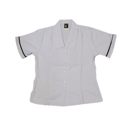Aquinas College Junior SS Blouse White